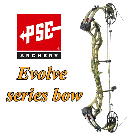 PSE Archery Evolve Series Bow